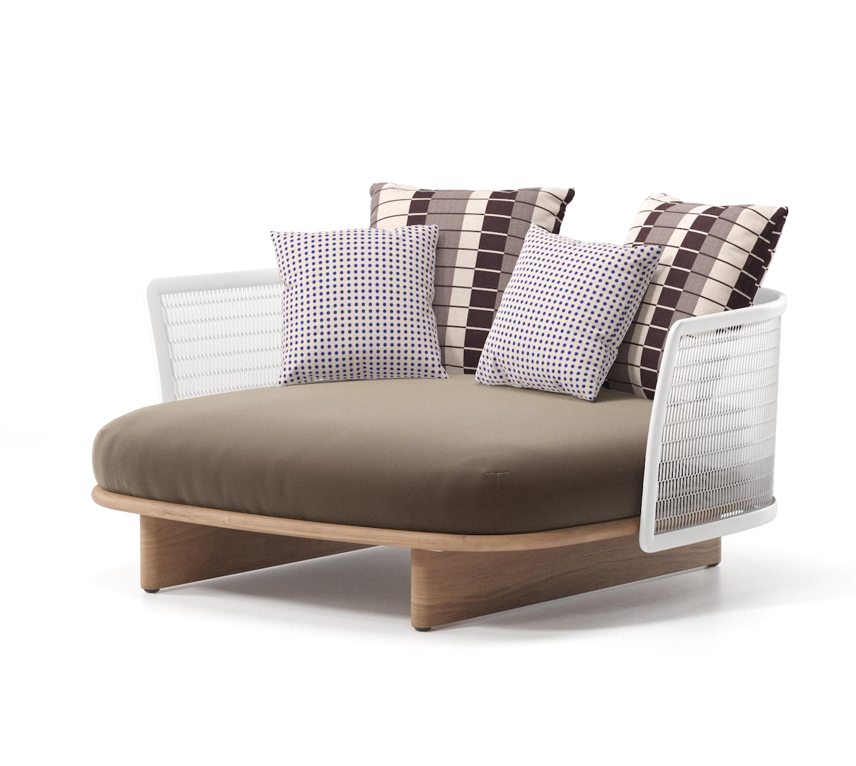 Product Image mesh daybed