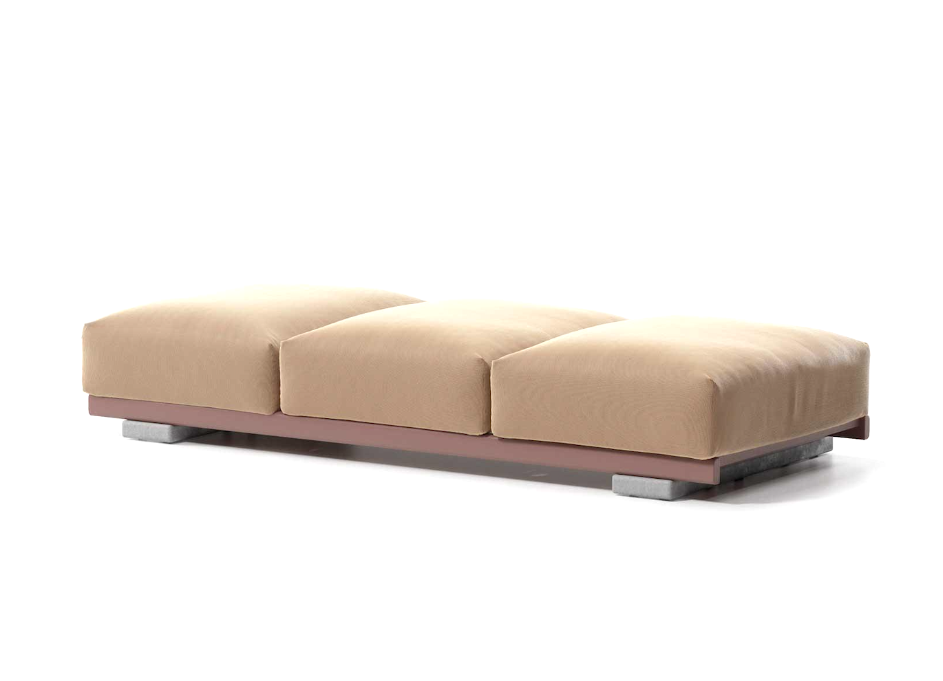 Product Image Molo 3 Seat Bench