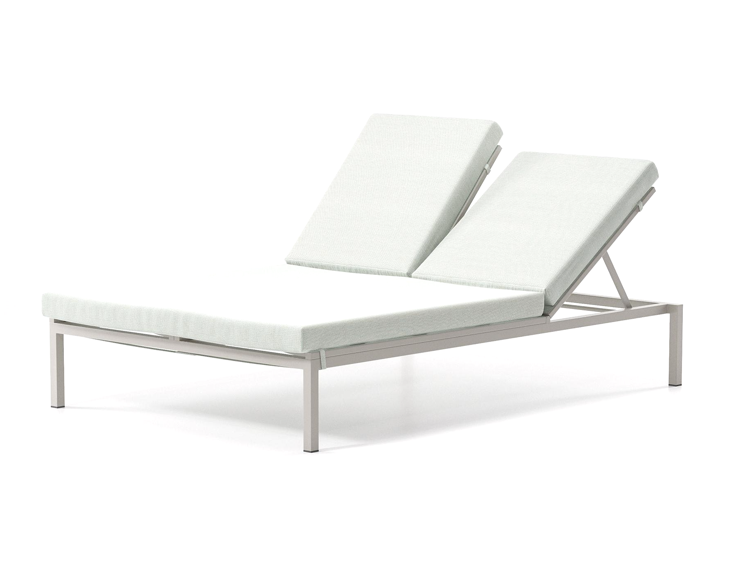 Product Image landscape via double sunlounger