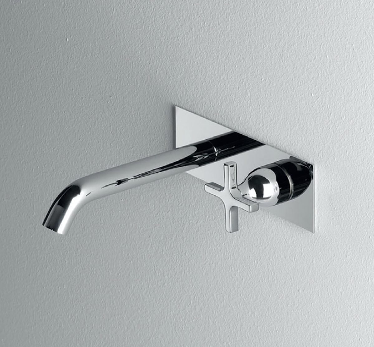 Product Image memory wall-mounted single handle