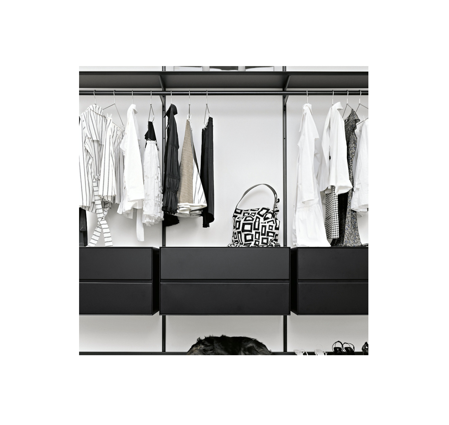 Product Image dot system closet system