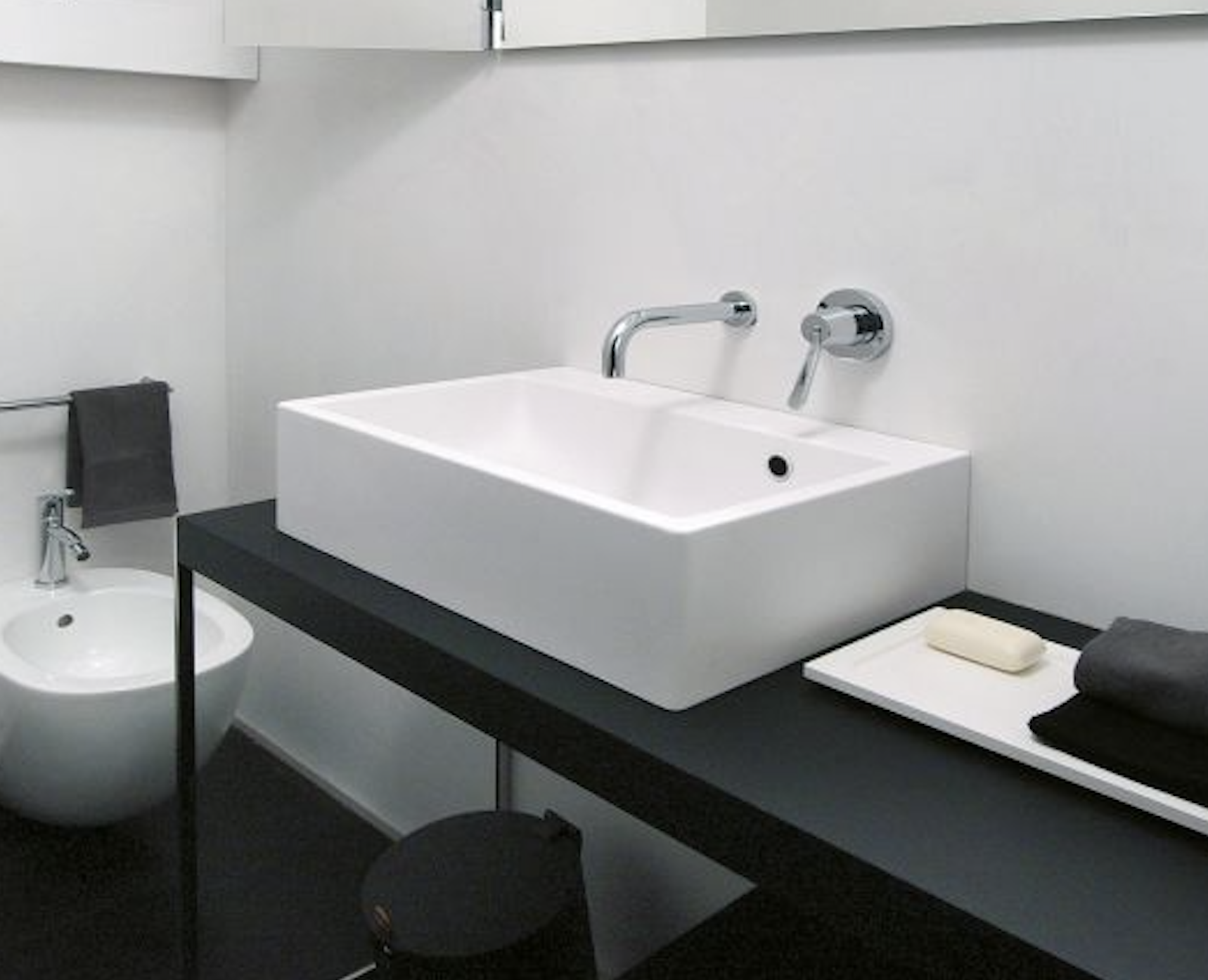 Product Image block over-counter washbasin