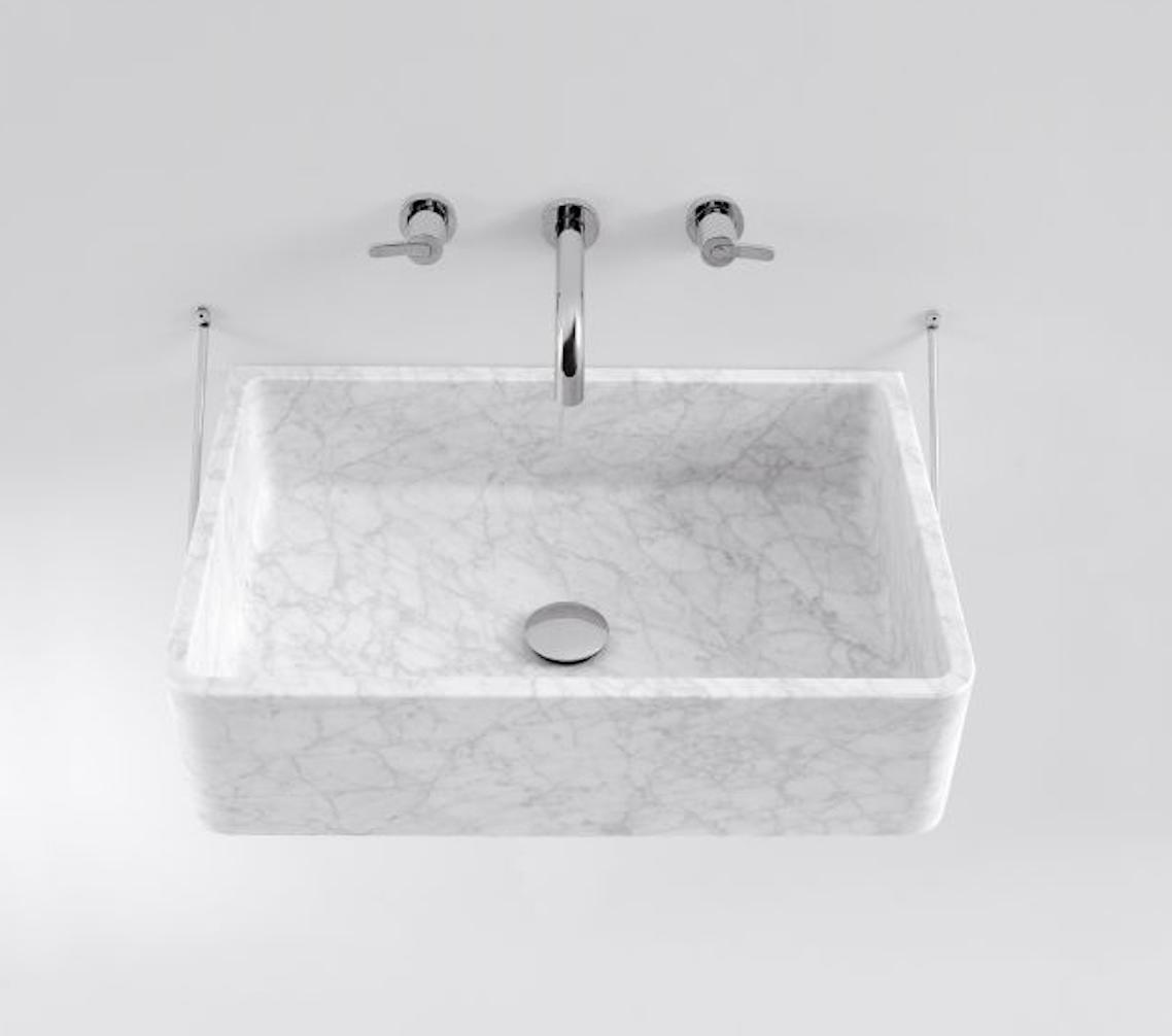 Product Image carrara wall-mounted washbasin