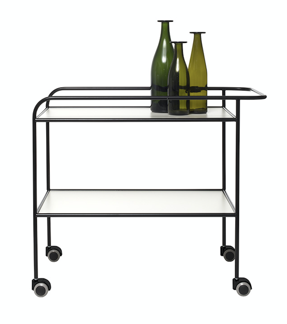 Product Image Steel Pipe Drink Trolley (1968) | (QS)