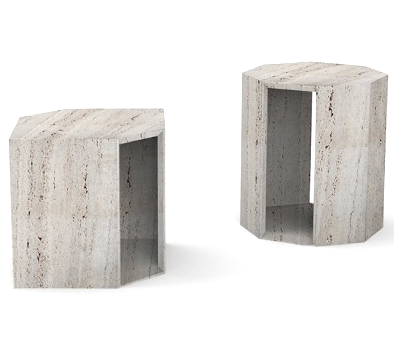 Product Image prism low side table