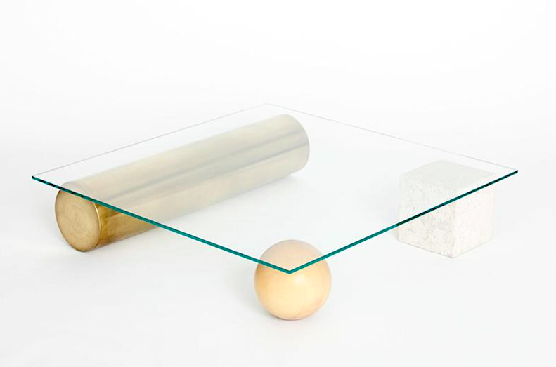 Product Image Element Square Table