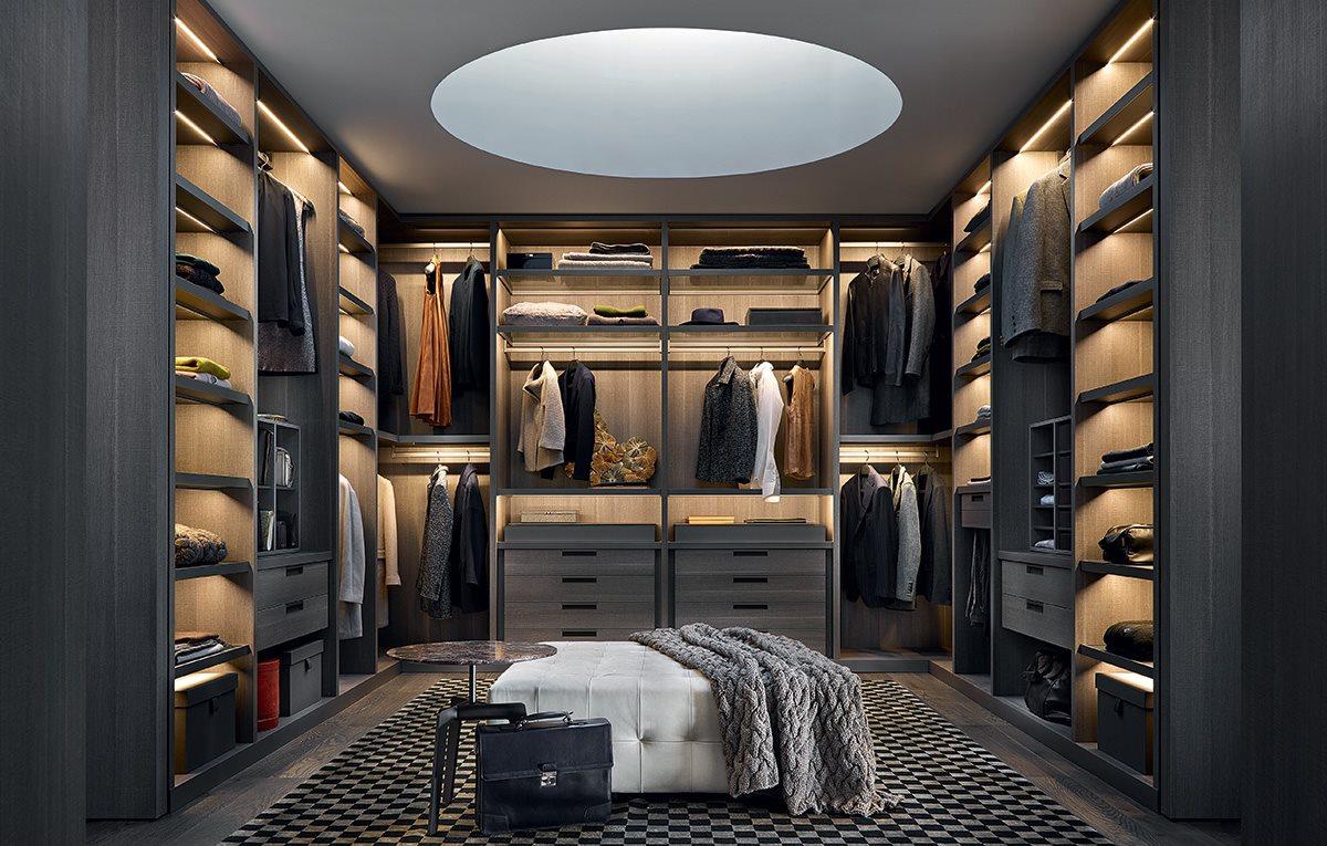 Product Image senzafine walk-in closet