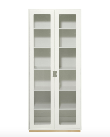 Product Image Snow F (Glass Doors) cabinet
