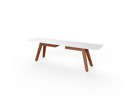 Product Image SLIM WOOD BENCH 160