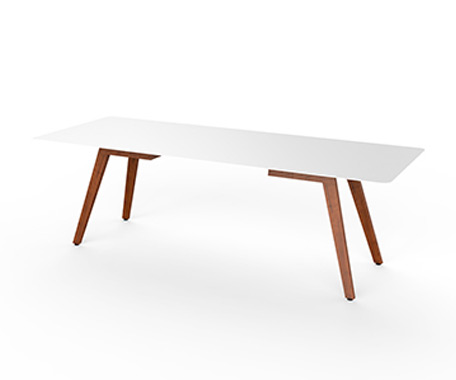Slim Wood Dining Table 240    ·
