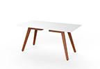 Slim Wood Dining Table 160·