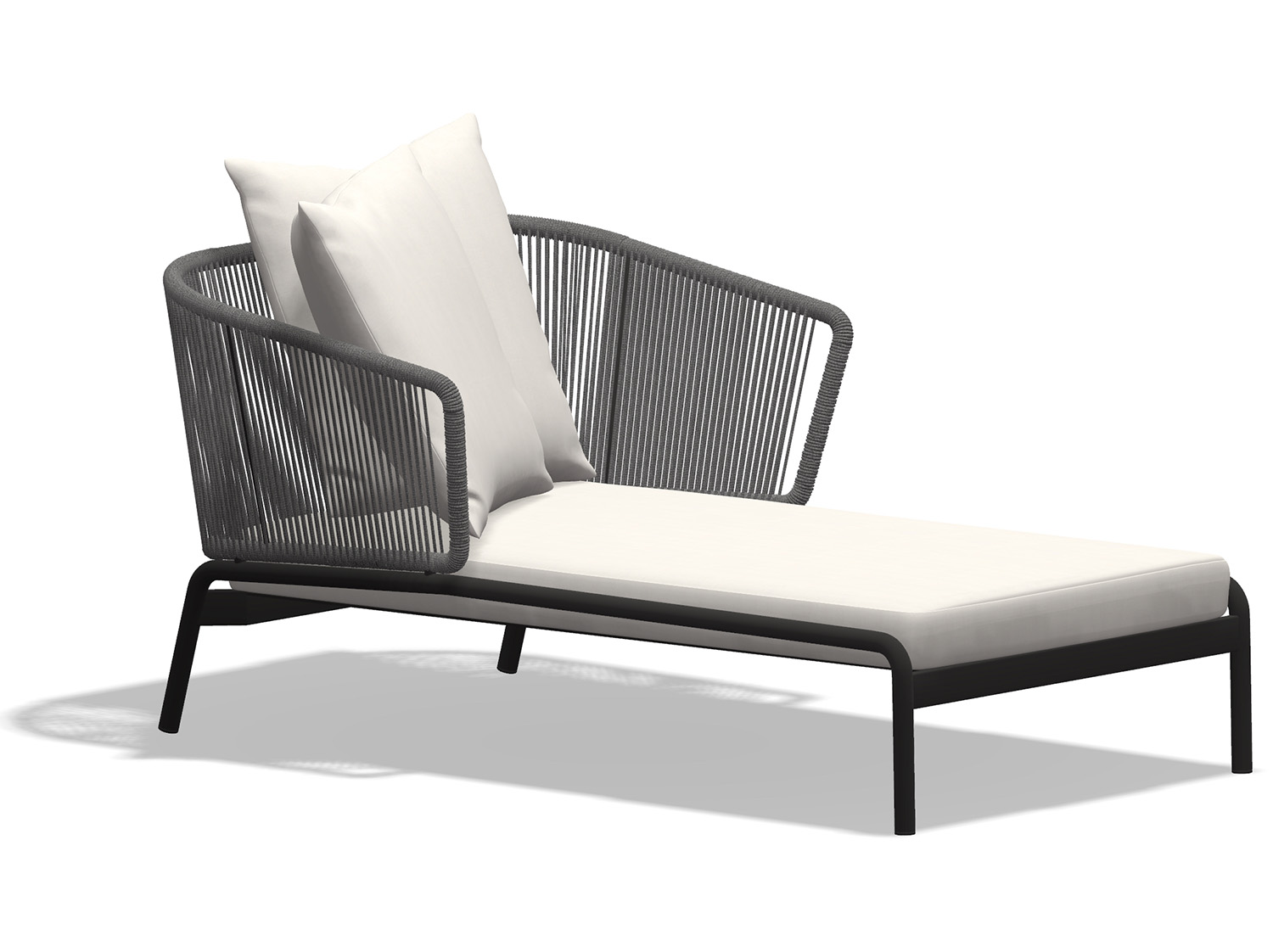 Product Image Spool Chaise Lounge