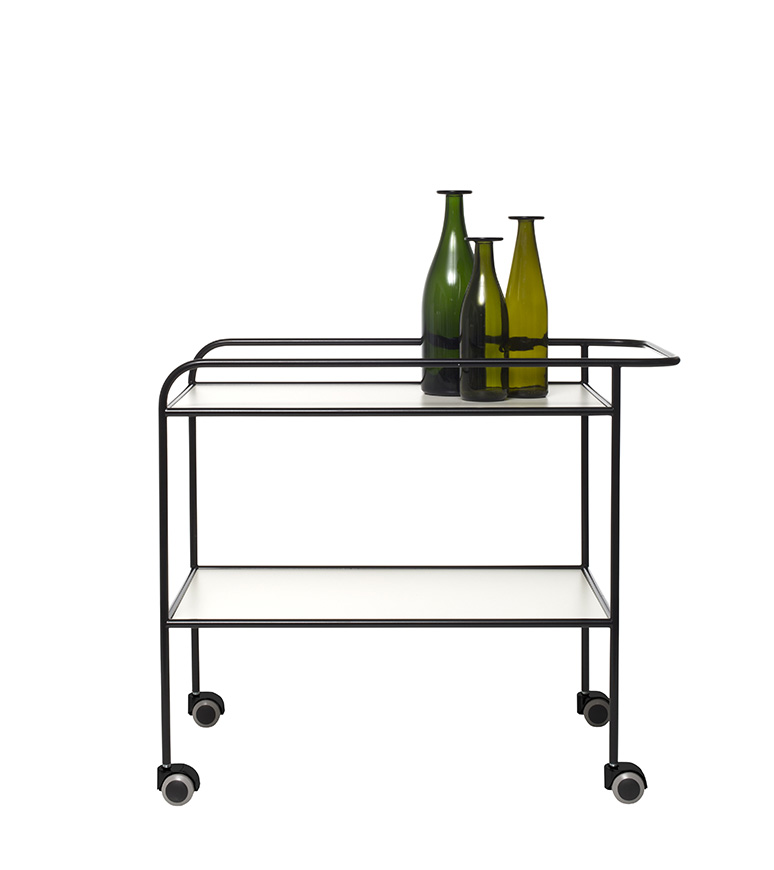 Product Image Steel Pipe Drink Trolley (1968)