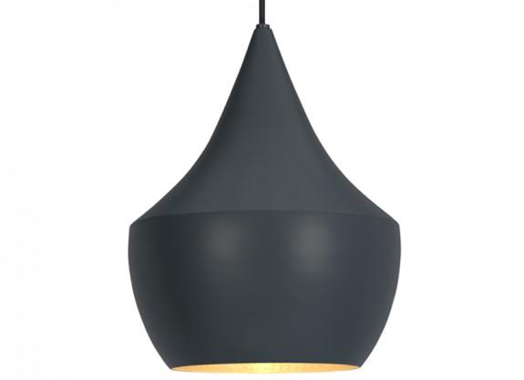 Product Image Beat Fat Pendant Black