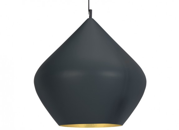 Product Image Beat Stout Pendant Black
