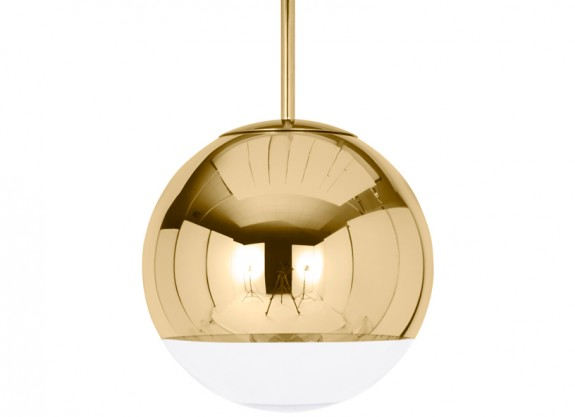 Product Image Mirror Ball Gold 25 CM