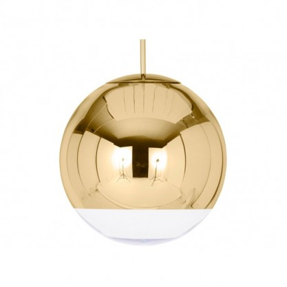 Product Image Mirror Ball Gold 40 Cm