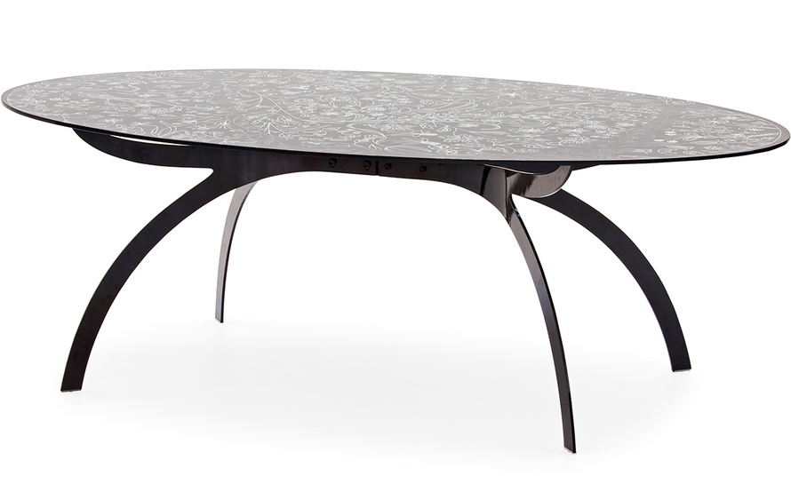 Product Image Oval Table