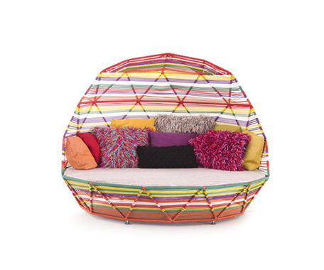 Product Image Tropicalia Daybed