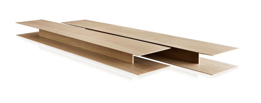 Product Image Vigg Rectangular Coffee Table