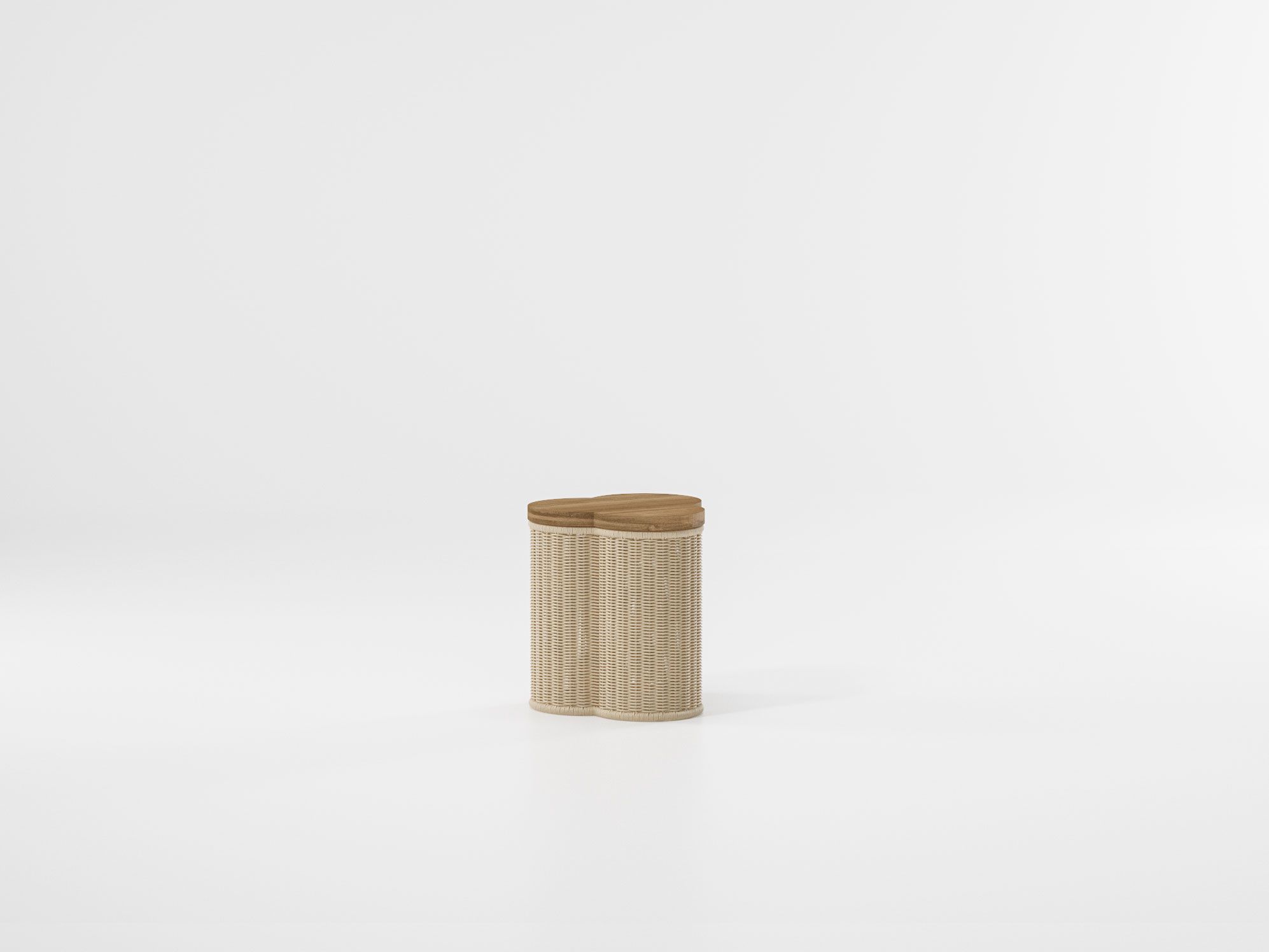 Product Image Side Table Trefoil