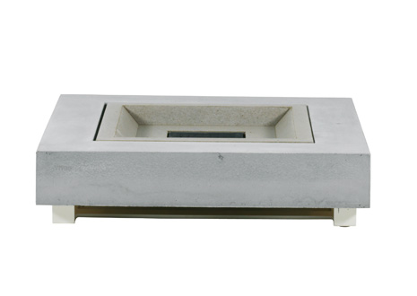 Product Image Pure Concrete Fire Table