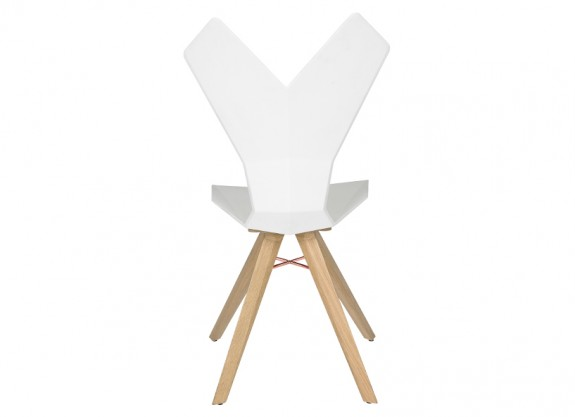 Product Image Y Chair natural wood base